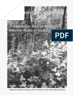 Sustaining Biodiversity - Invasive Plant Mgmt (OIPC)