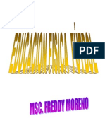 Fundamentación de Fútbol Freddy Moreno