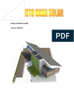 Proyecto Casa Solar