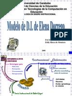 07.EL DISEÑO DE LA METODOLOGIA INSTRUCCIONAL