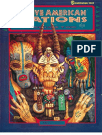 FASA7207 - Shadowrun - Native American Nations Volume Two