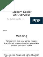 Telecom Sector Presentation