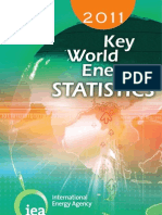 IEA - Key World Energy Statistics