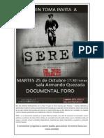 SEREC actividad octubre2011