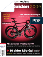 Cykeltidningen Kadens # 1, 2009