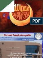 Cervical Lympadenopathy