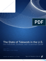Telework Trends US