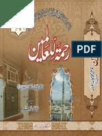 Rahmatal lil Aaalamiin 3 islam books seerat urdu