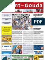 Krant Van Gouda, 20 Oktober 2011