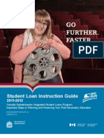 Integrated Student Loan Instruction Guide 2011-12