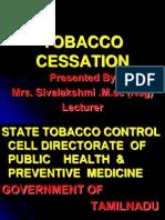 Tobacco Cessation Ppt
