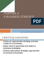 Ch05- E Business Strategy