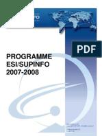 Programme SUPINFO