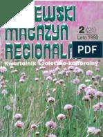Kociewski Magazyn Regionalny nr 21