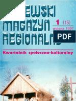 Kociewski Magazyn Regionalny nr 16
