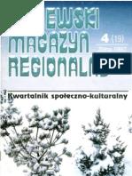 Kociewski Magazyn Regionalny nr 19
