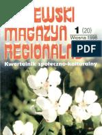 Kociewski Magazyn Regionalny nr 20