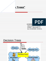 Decision Tree Ppt
