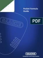 Pocket Formula Guide