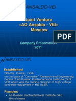 Joint Venture- Moscow