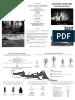 Brochure (Mountain Locks Park)