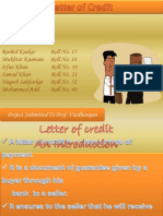 Letter of Credit (2)