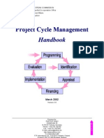 Project Cycle Management EU Handbook