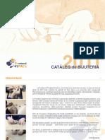 Catàleg de Bijuteria de la Fundació Astres. Col·lecció 2011/12