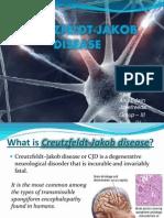 Creutzfeldt-jakob Disease 1