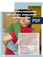 The Candidate Handbook for the Level 3 Diploma in Children and Young People's Workforce - sample pages