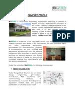 BiOZEEN Company Profile