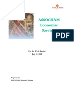 Assocham Economic Review - July 31 2011