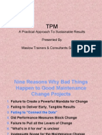 TPM - Practical Approach to Sustainable Results