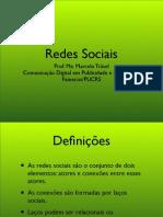 Redes Sociais e marketing