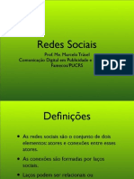 Redes Sociais e marketing