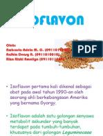 PRESENTASI ISOFLAVON