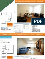 2 Room Apartments
