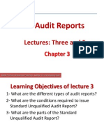 Lectures 3 and 4