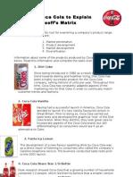 Ansoff+and+Coca+Cola