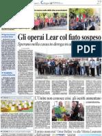 Luna Nuova del 18/10/2011 su Lear Grugliasco