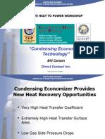 ChpWkshop 20050302 Maximizing Heat Recovery Carson