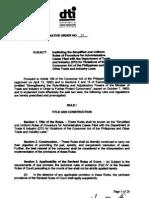 06 - Simplified Uniform Procedure for f