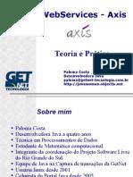 Web Services Axis