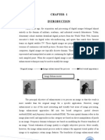 Image Enhancement [Seminar Report2011] Gaurav