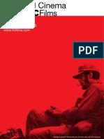 IFC Program Guide 2009