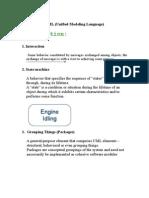 UML Diagram Notation