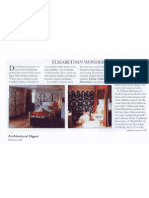 Architectural Digest 2001