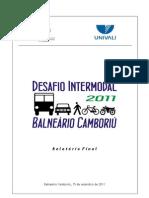 Desafio Inter Modal Baln. Camboriu-SC 2011