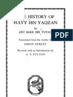 Hayy Ibn Yaqzhan