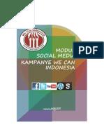 Modul Social Media - Publication